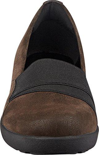 Womens On Low Top Kaleo Walking Easy Brown Spirit Slip Shoes YnqwHWtpx5