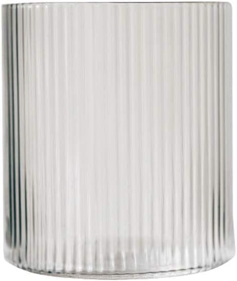 xinxinchaoshi Vasos de Vidrio Pasado de Moda de Whisky ...