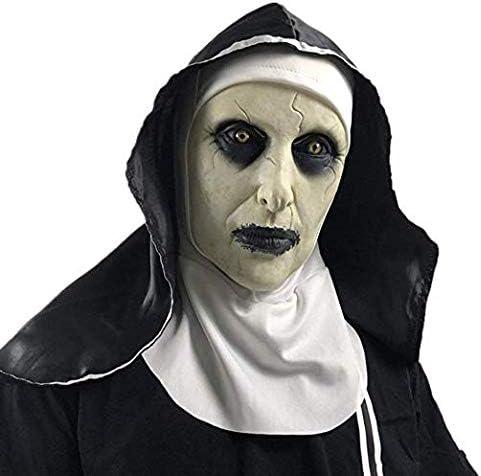 Little Halloween Ghost Festival Máscara de Terror Sorpresa Mujer Fantasma Juego de Roles - Unisex