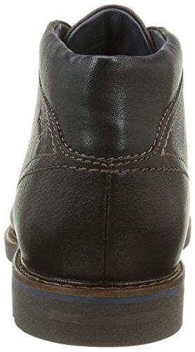Sioux Men's Dimos-XL Ankle Boots Brown - Braun (Testa-di-m./Schwarz) A4Xoe