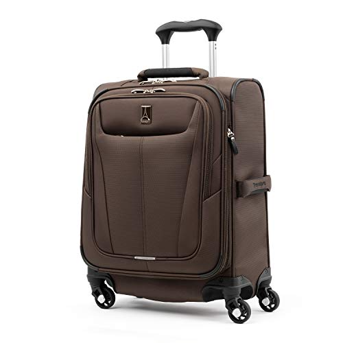 Travelpro Maxlite 5 | International Carry-On Spinner (Mocha)