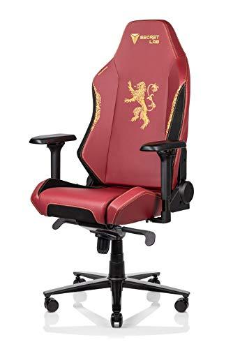 Secretlab Omega 2020 Game of Thrones House Lannister Gaming Chair Secretlab