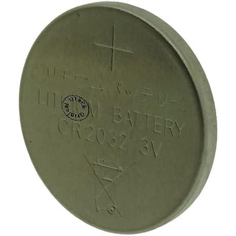 Otech - Pack de 10 CR2032 Recargables (3 V, Li-Ion, 210 mA ...