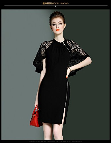 Out cotyledon Dresses Body Hollow Women`s Con Dress Waist High wwOqaExr