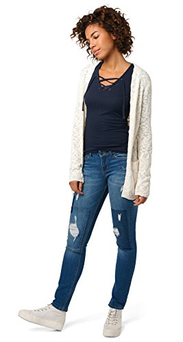 Jeans Tailor Denim Denim Jeans Tom Tom Donna Tailor SqCHn