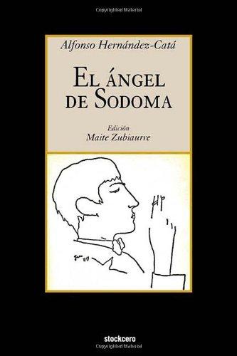 El Angel de Sodoma (Spanish Edition)