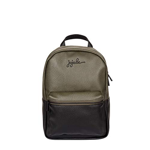 Ju-Ju-Be Unisex Mini Backpack Ever Collection Olive One Size (The Best Backpack Ever)