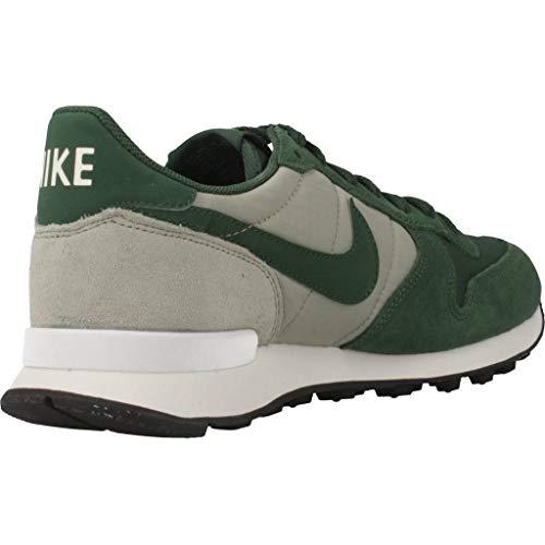 Zapatillas Verde De Nike Deporte Wmns Para Internationalist Mujer q0SxExA
