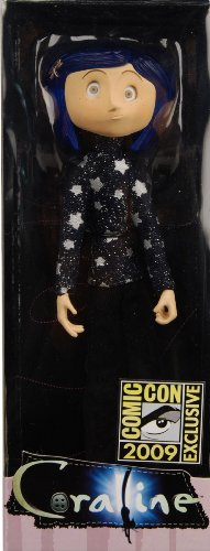 Coraline in Star Spangled Sweater - NECA Comicon 2009 EXCLUSIVE