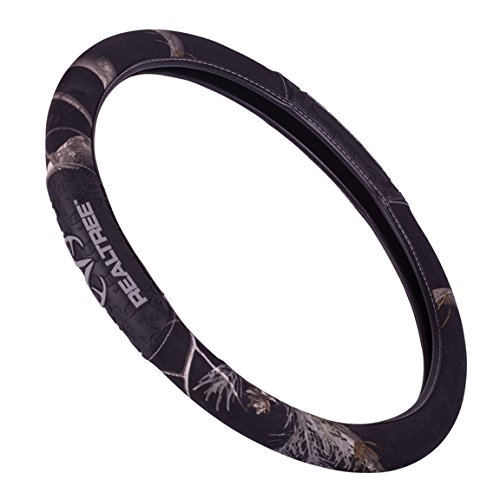 Realtree Camo Steering Wheel Cover | Edge/Americana | Truck Signature Products Group