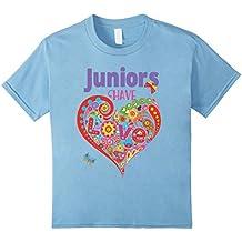 Juniors Have Heart -- Scout Bridging Gift High School tshirt