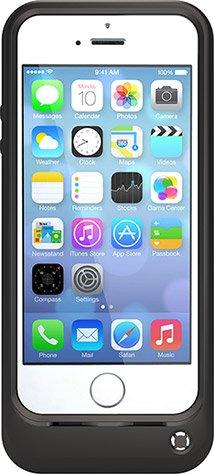 OtterBox Resurgence Power/Battery Case for Apple iPhone 5 / 5S / 5SE (Black)