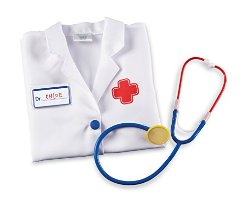 Learning Resources Doctor Play Set, 3 Piece dress up kit for kids]()