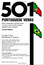 501 Portuguese Verbs (501 Verb Series)