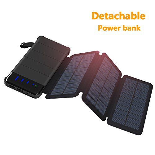 Best Portable Solar Panel Charger - 7