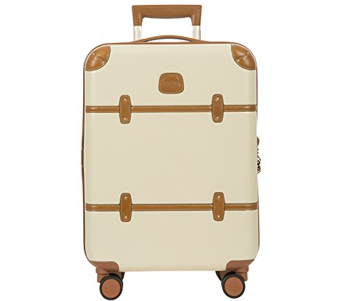 Bellagio 2.0 Ultra Light 21 Inch International Carry On Spinner Trunk by Bric's
