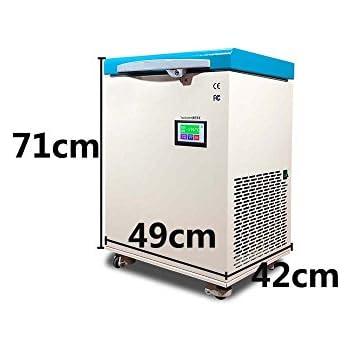 Amazon com: Liquid Nitrogen Freezing LCD Glass Separator