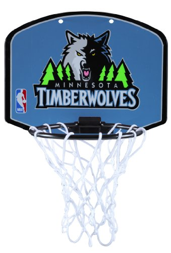 fan products of Spalding NBA Minnesota Timberwolves Mini Hoop Set