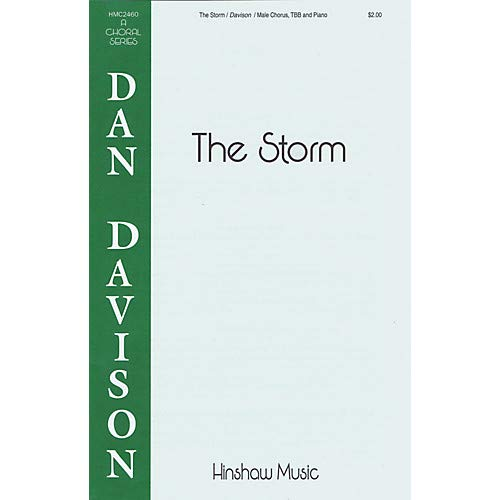 - The Storm TBB composed by Dan Davison, Pack of 3