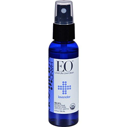 Sanitizing Organic Lavender EO Liquid