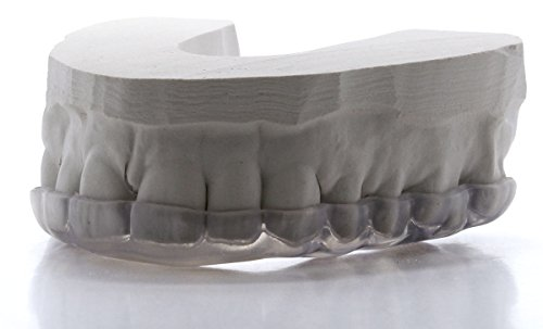 Custom Dental Night Guard for Teeth Grinding - Pro Teeth Guard. 365 Day 100% Money Back Guarantee. Size: Adult-Male. by Pro Teeth Guard (Image #2)