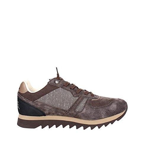 Lotto Leggenda T0825 Osaka Sneakers Mann Braun