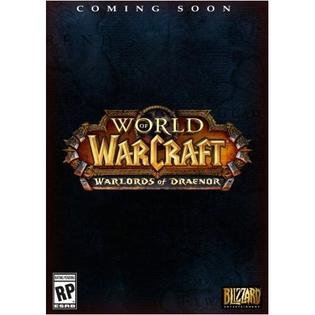 ACTIVISION 72930 WOW Warlords Of Draenor PC