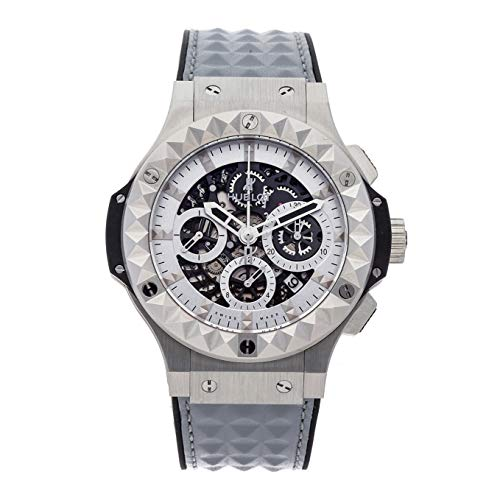 Hublot Big Bang Mechanical (Automatic) Grey Dial Mens Watch 311.SX.8010.VR.DPM14 (Certified Pre-Owned) ()