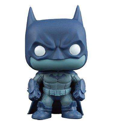 Batman 52 Costume (Funko POP Heroes: Arkham Asylum Batman Detective Mode Hot Topic Exclusive #52)