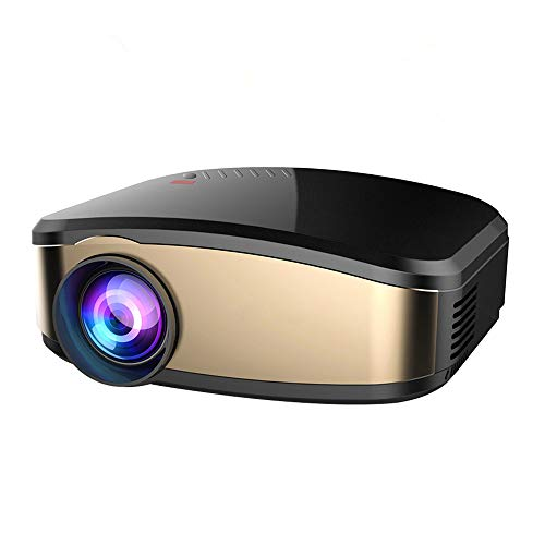 WiFi Video Projector, iBosi Cheng Portable LCD Movie Projector Full HD 1080P LED Home Theater by iBosi Cheng