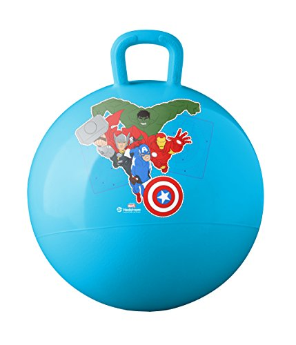 Hedstrom Marvel Avengers Assemble Hopper Ball, Hop ball for kids