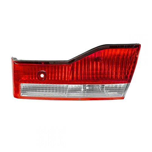 Inner Taillight Lamp Assembly RH Passenger Side for 01-02 Honda Accord 4 Door Honda Accord 2 Door Tail