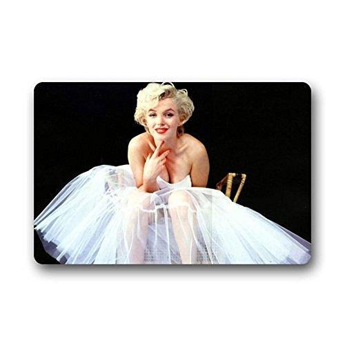 King Winner famous American sex Marilyn Monroe wear white...
