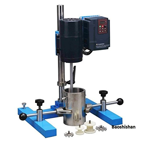 JL-1001 Lab high speed Dispersion Machine automatic sand mixing machine Coating Dispersing Mixer Multifunctional machine by Baoshishan