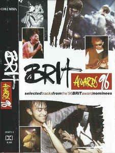 brit awards 96