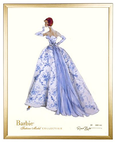 Barbie Limited Provencale - Vintage Barbie Prints - Barbie Print - Barbie Girl Limited Edition Print - Barbie Collector - Barbie 2016 - Barbie Prints (Print Provencal)