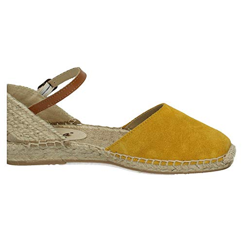 c 18201 Spain Ocra Espadrillas Made Donna In yItqFPwOO8