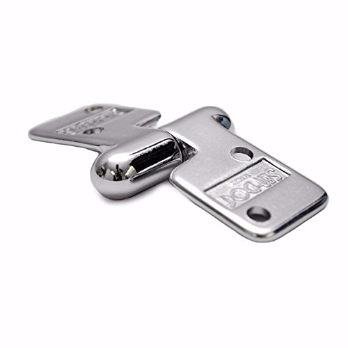 Sea Dog Boat Take Apart Hinge 204279 | Tracker 10098 Stainless Right Hand