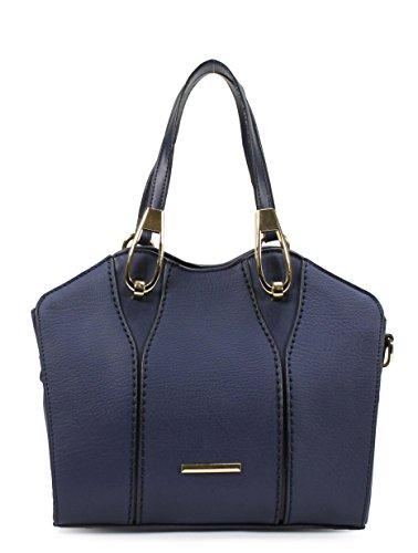 Navy Blue Handbags: Amazon.com