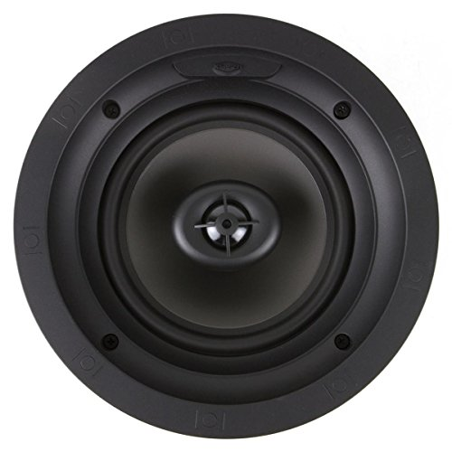 Klipsch R-2650-C II In-Ceiling Speaker - White (Each) by Klipsch