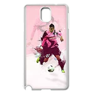 Samsung Galaxy Note 3 Cell Phone Case White Arturo Vidal Phone cover U8485208