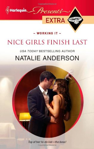 book cover of Nice Girls Finish Last