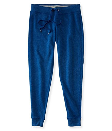 Aeropostale Womens Solid Athletic Jogger Pants 431 S/32 - Juniors