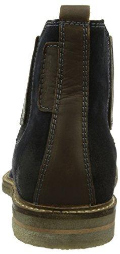 s.Oliver 16409 Herren Chelsea Boots Blau (NAVY 805)