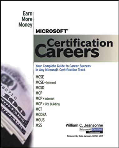 certification careers