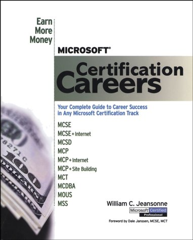 amazon microsoft certification careers earn more money william