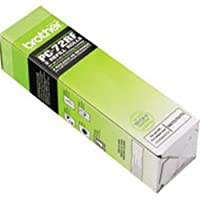 Pack 4 Brother Fax Ribbon Black for T74 76 Ref PC74RF