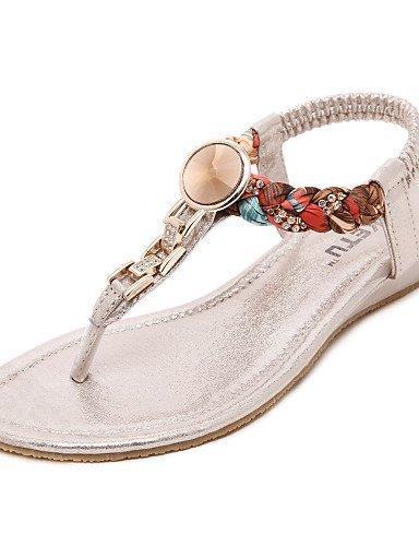 ShangYi Women's Shoes Heel Slingback Sandals Black / Pink / Silver / Gold Pink wd48v