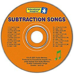 (Subtraction Songs-CD (Audio Memory))