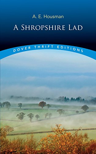 A Shropshire Lad (Dover Thrift Editions)